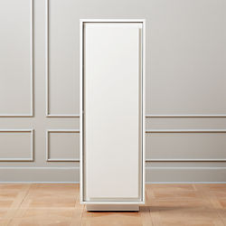Gallery White Bath Cabinet