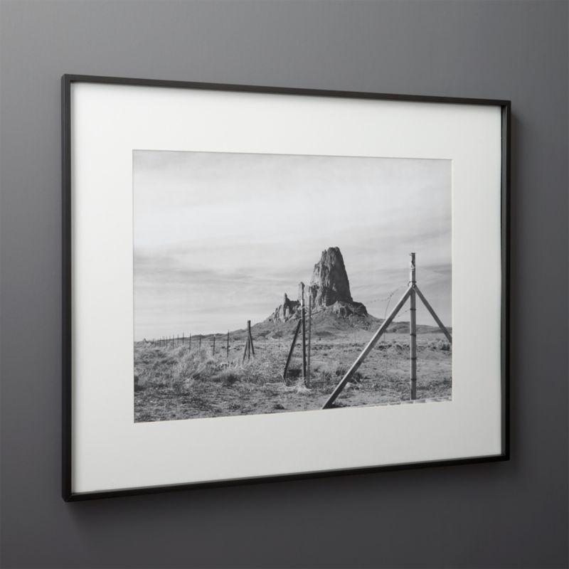 Black Picture Frames | CB2