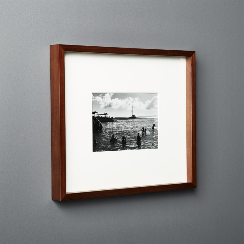 Walnut Picture Frames | CB2