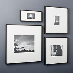 modern white picture frames