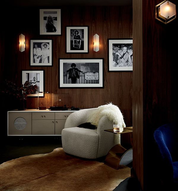 Gallery wall ideas with CB2