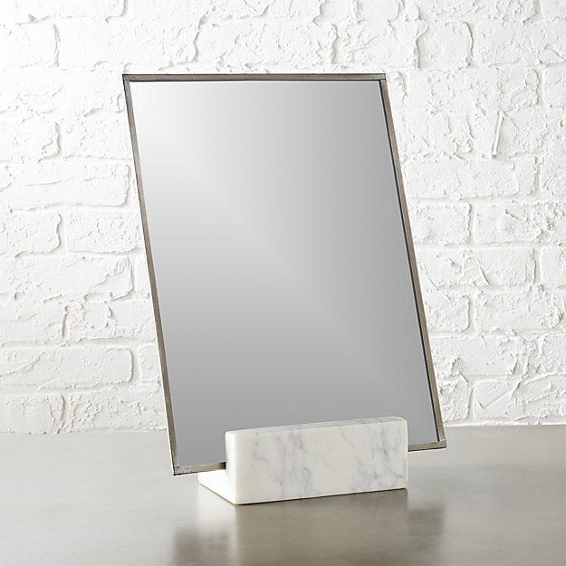 Vanity Mirror.Gaze 10 25 X14 5 Vanity Mirror