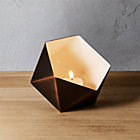 View product image Geodesic Tea Light Candle Holder - image 3 of 5