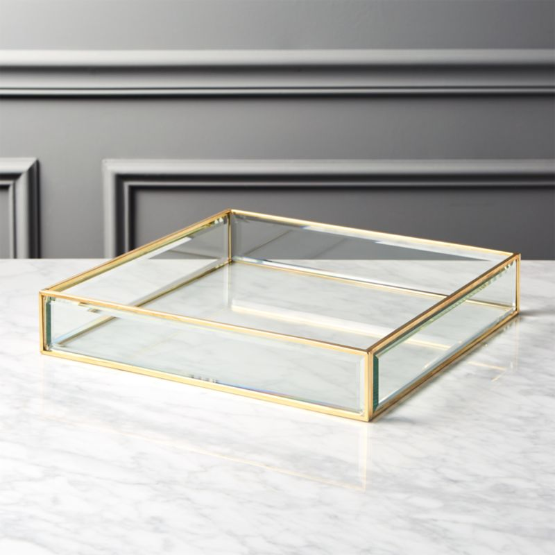 of with rectangular decor tray mirrored interior x tiled h decorative in and multi mother exterior w trays p pearl