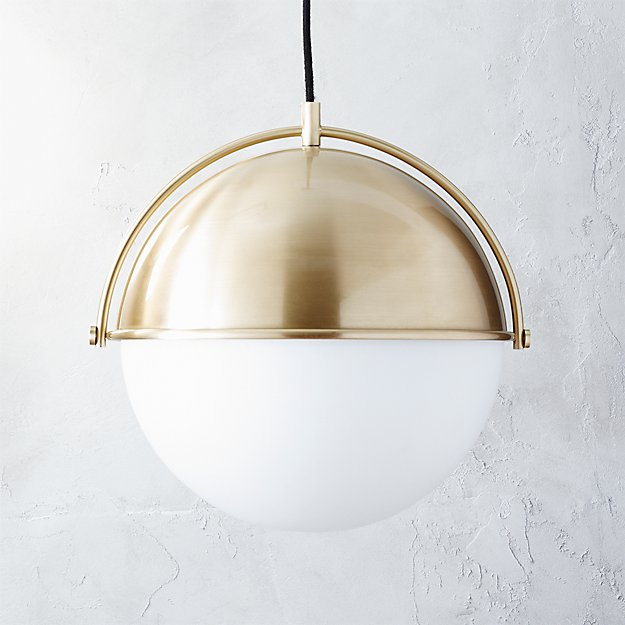 Globe Pendant Light + Reviews