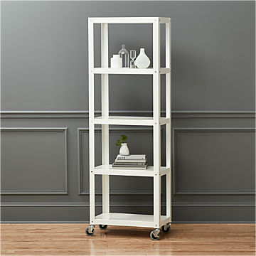 Modern Bookshelves And Bookcases (Wall, Ladder, Cabinet) | CB2