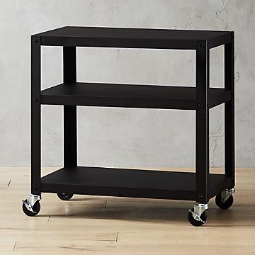 Storage Carts Cb2