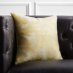 Decorative Pillows And Throws Cb2