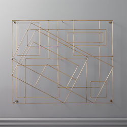 Graham Wire Wall Art