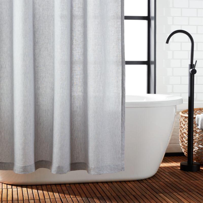 Gentil Shower Curtains