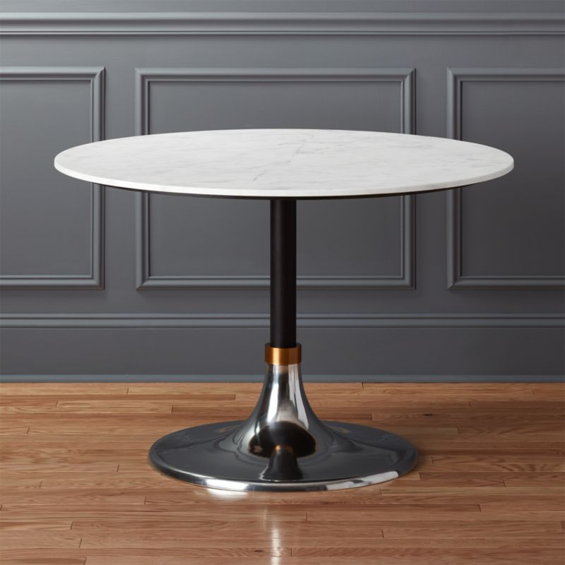 Awesome Hackney Marble Dining Table