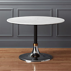 4b2f3d83064a hackney marble dining table