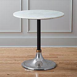 Hackney Marble Tail Table