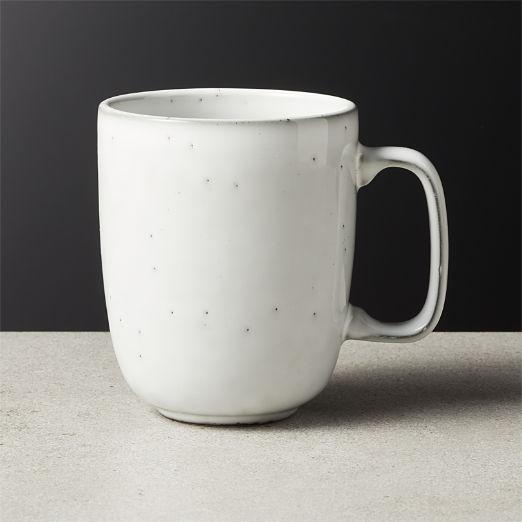 Halley White Mug