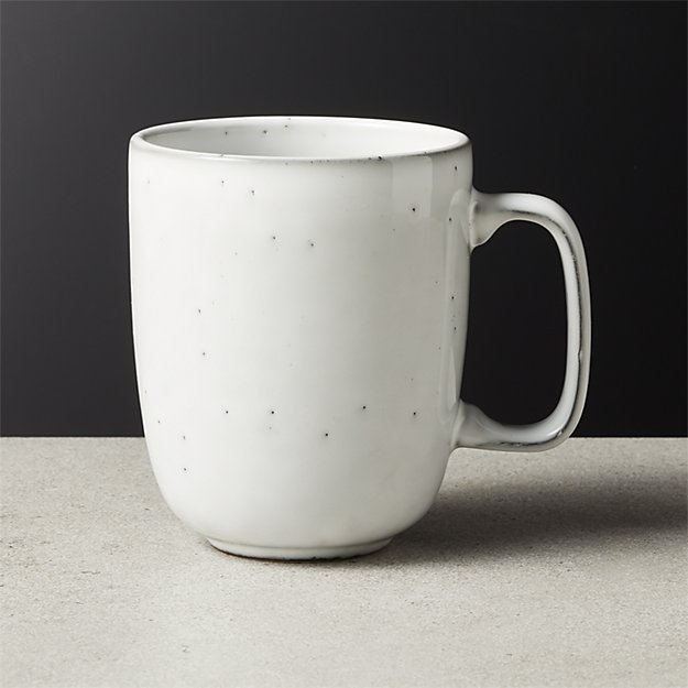 Halley White Mug - Image 1 of 3