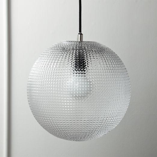 Halo Globe Pendant Light