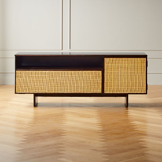 Halsted Cane Media Console