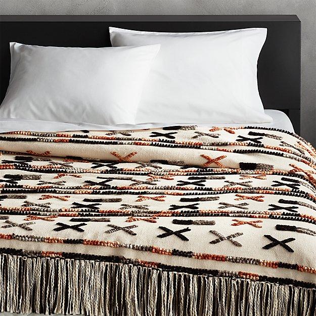 Handwoven Dorado Blanket - Image 1 of 7