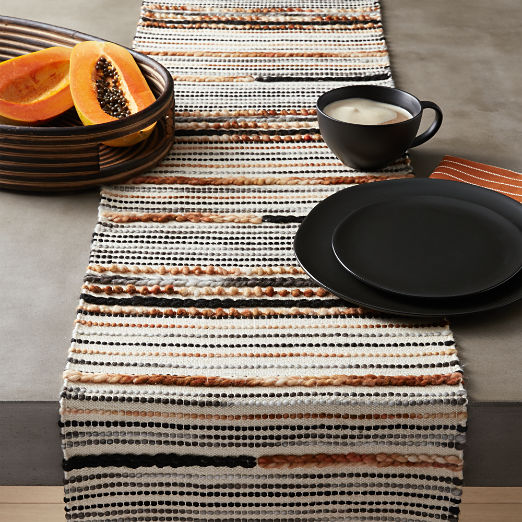 Dorado Handwoven Table Runner