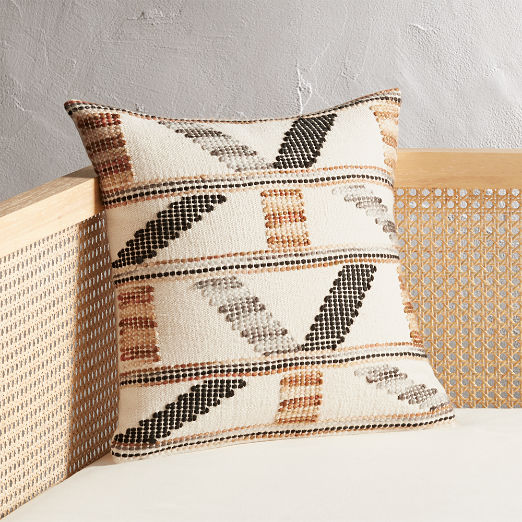 "16"" Dorado Handwoven Pillow"