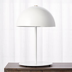 modern table lighting. Hanna White Table Lamp Modern Lighting