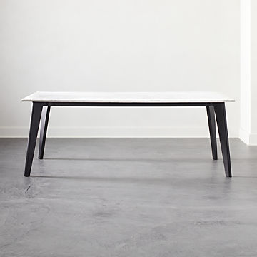 Unique, Modern Dining Tables   CB2