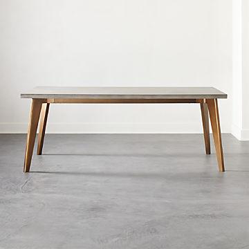 Superb Unique Modern Dining Tables Cb2 Interior Design Ideas Helimdqseriescom