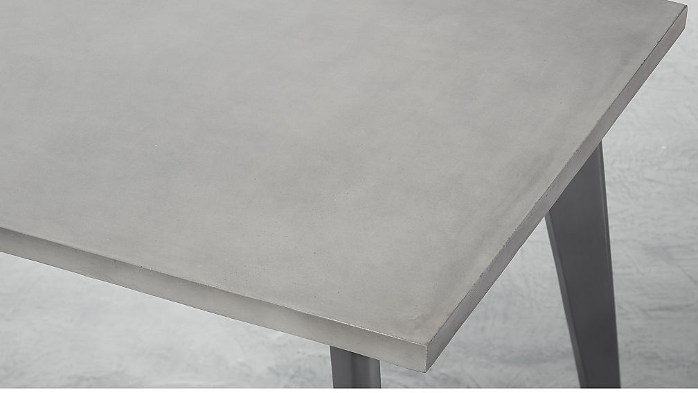 Harper Concrete Dining Table Top - Image 1 of 3