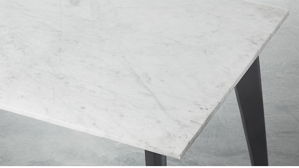 Harper Marble Dining Table Top - Image 1 of 3