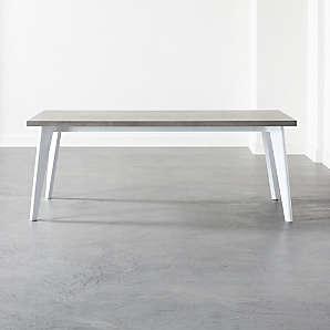 Modern Dining Tables Cb2 Canada