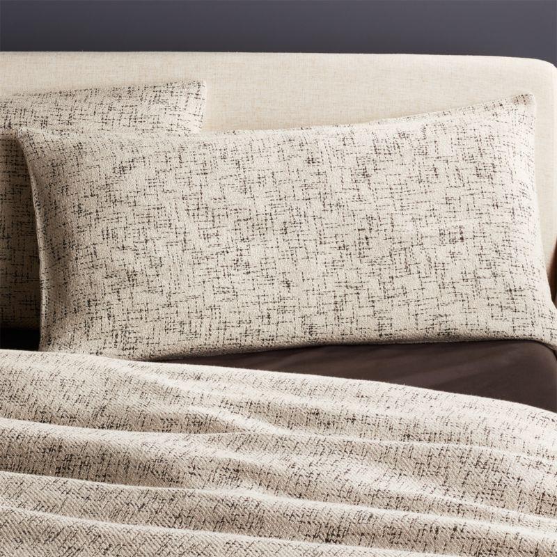 Brand-new King Pillow Shams | CB2 IP84
