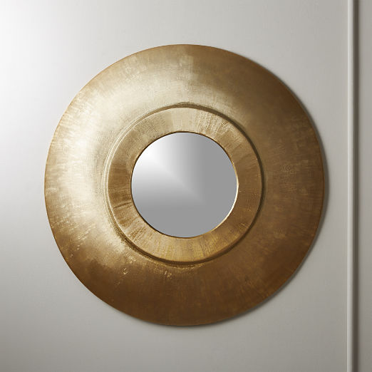 4e3ca6f77fa9 Modern Wall Mirrors  Round