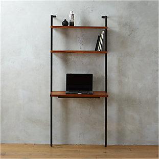 Helix 70 Acacia Desk