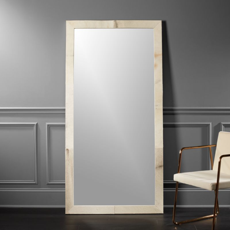 Leaning Mirrors | CB2