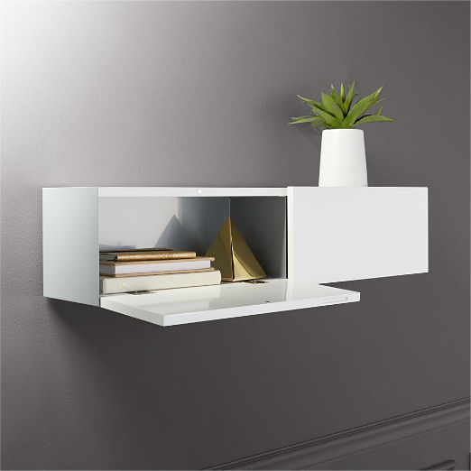 Hide N' Seek Storage Shelf