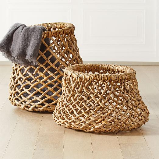 Hoop Baskets
