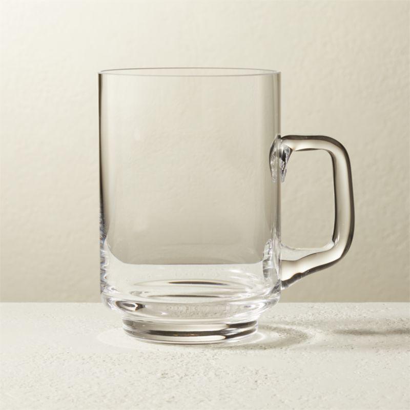Hot Toddy Glass Mug by Crate&Barrel