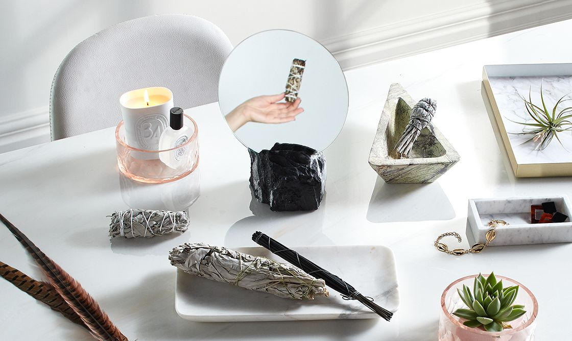 How to sage your home - CB2 Style Files