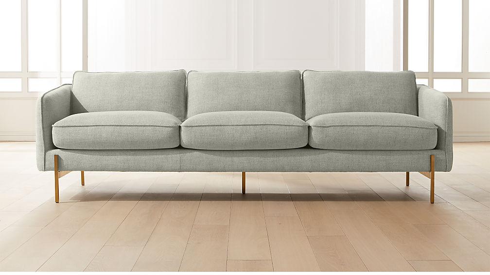Hoxton Stone Sofa - Image 1 of 6