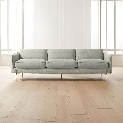 Hoxton Stone Sofa