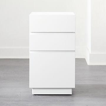 Modern File Cabinets   CB2