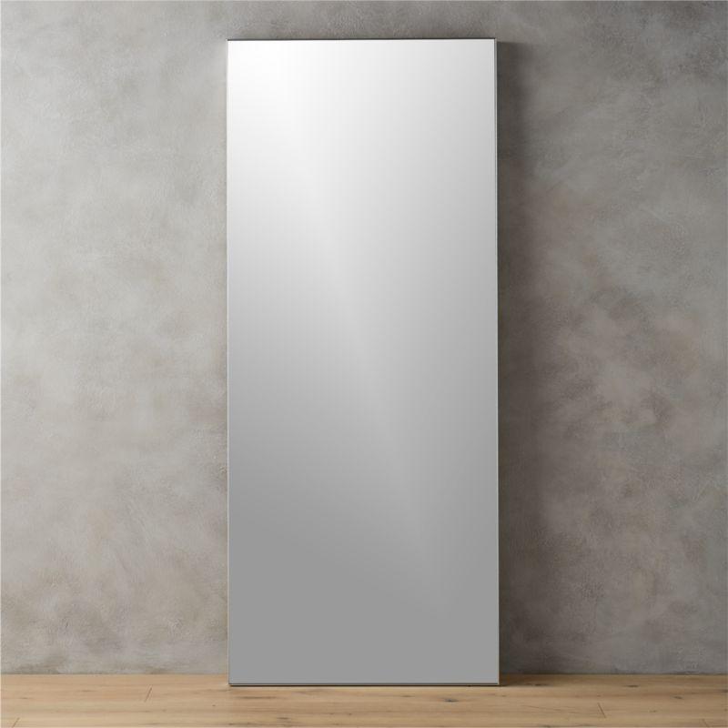 Infinity 32 X76 Floor Mirror