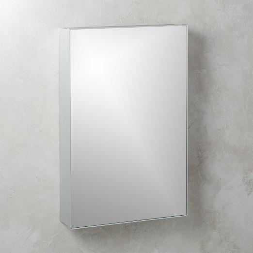 Infinity Silver Medicine Cabinet ...