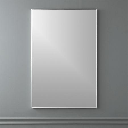 Infinity 24 X36 Rectangular Wall Mirror