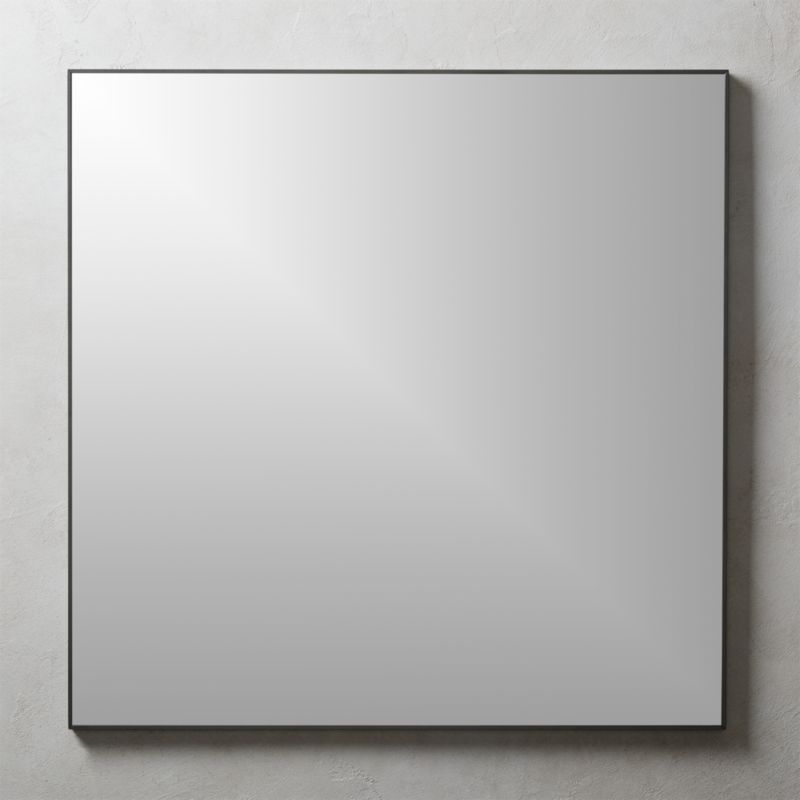 Square Mirrors Cb2
