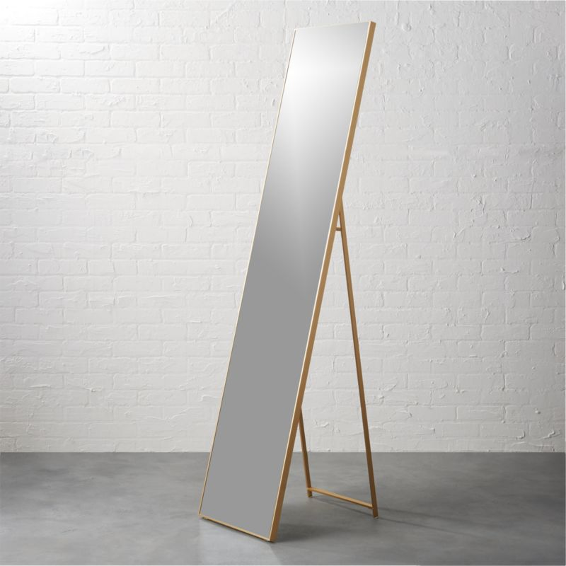 Infinity Brass 16 X69 Standing Mirror