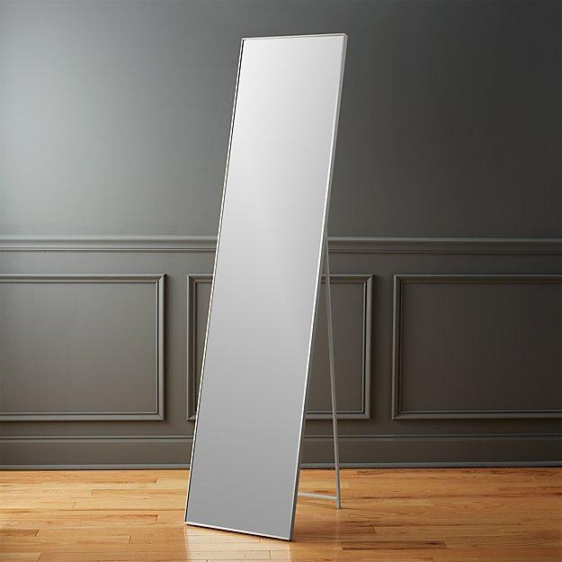 """Infinity 16""""x69"""" Standing Floor Mirror - Image 1 of 6"""