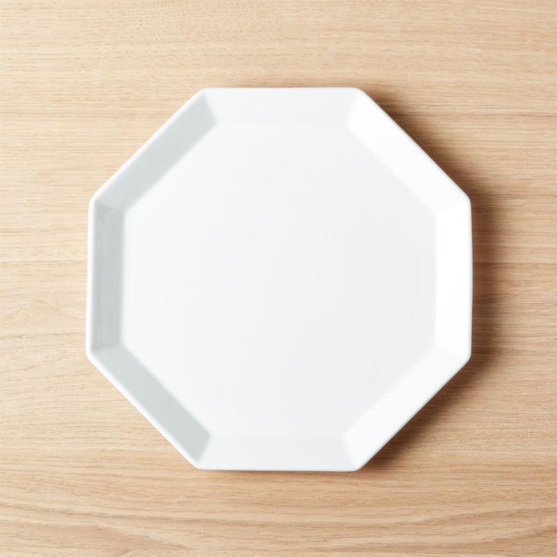 & Geometric Dinnerware | CB2