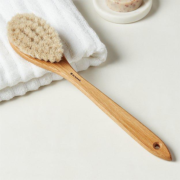 Iris Hantverk Bath Body Brush with Handle - Image 1 of 3