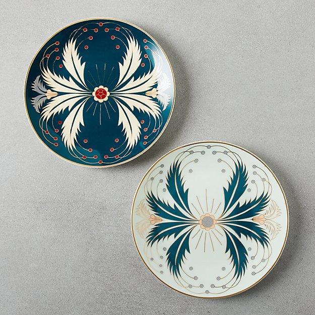 Isla Dessert Plates - Image 1 of 2